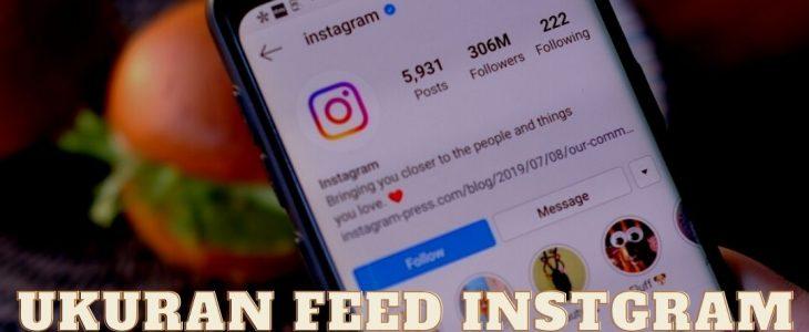 Ukuran Feed Instagram